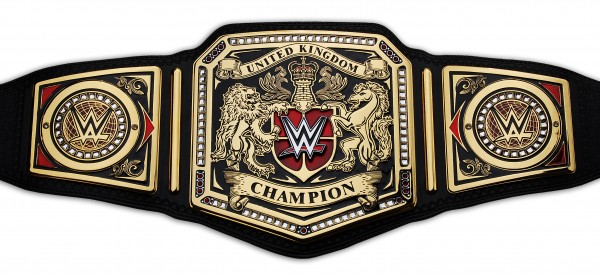 WWE UNITED KINGDOM REPLICA GÜRTEL