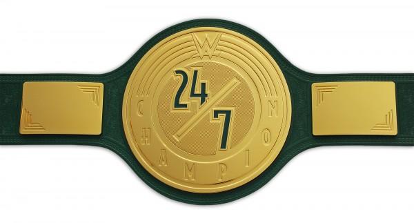 WWE 24/7 CHAMPIONSHIP REPLICA GÜRTEL