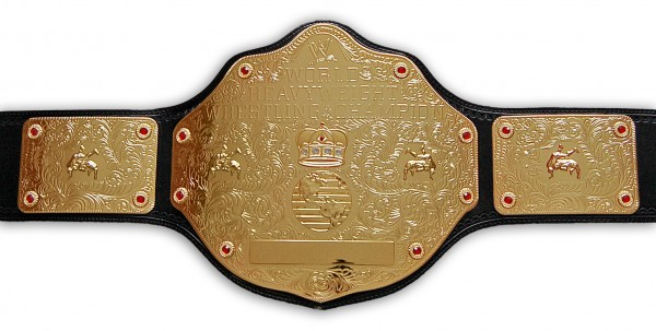 WWE WORLD HEAVYWEIGHT REPLICA GÜRTEL