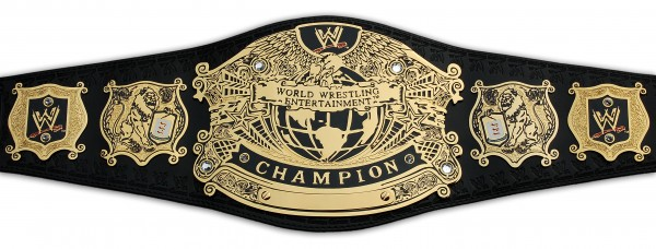 WWE UNDISPUTED CHAMPIONSHIP REPLICA GÜRTEL