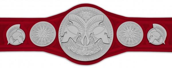 WWE RAW TAG TEAM COMMEMORATIVE GÜRTEL