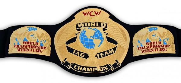 WCW TAG TEAM HEAVYWEIGHT REPLICA GÜRTEL