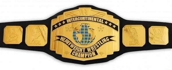 WWE / WWF INTERCONTINENTAL REPLICA GÜRTEL