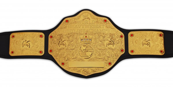 WWE WORLD HEAVYWEIGHT COMMEMORATIVE GÜRTEL