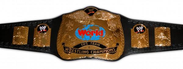 WWE / WWF TAG TEAM ATTITUDE ERA REPLICA GÜRTEL