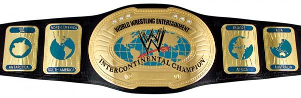 WWE / WWF INTERCONTINENTAL ATTITUDE ERA REPLICA GÜRTEL