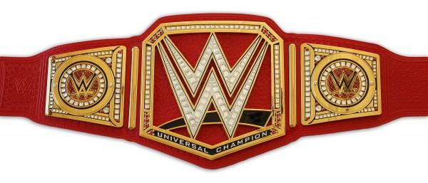 WWE UNIVERSAL CHAMPIONSHIP COMMEMORATIVE GÜRTEL