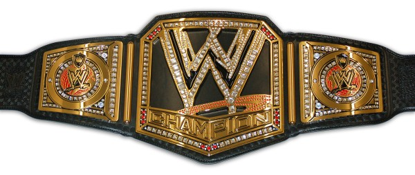WWE CHAMPIONSHIP KINDER GÜRTEL