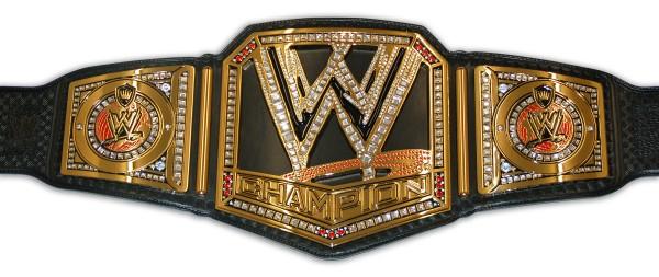 WWE CHAMPIONSHIP COMMEMORATIVE GÜRTEL
