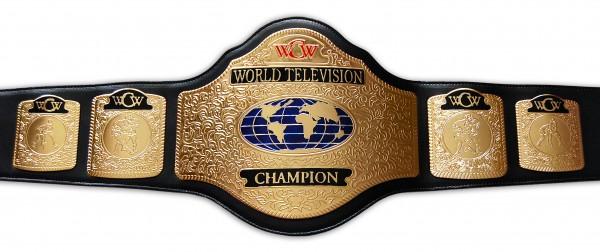 WCW TELEVISION REPLICA GÜRTEL
