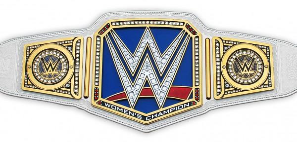 WWE SMACKDOWN WOMEN'S REPLICA GÜRTEL