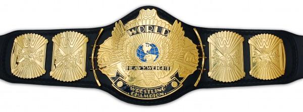 WWE / WWF WINGED EAGLE REPLICA GÜRTEL