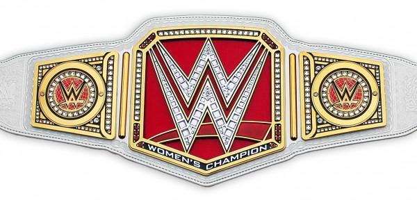 WWE RAW WOMEN'S COMMEMORATIVE GÜRTEL